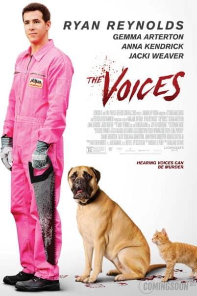 The Voices (2015) แผนจี๊ดๆ คิดได้ไง - ดูหนังออนไลน